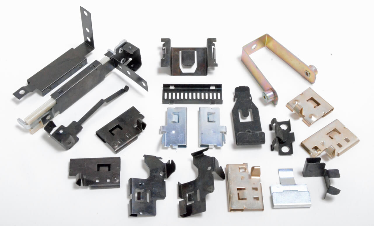 Custom Electrical Terminals, Fourslide Stamping, Wire Terminals ...